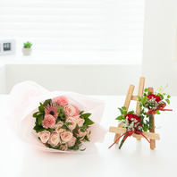 존경의마음+카네이션코사지(포함)